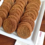 My favorite holiday cookie--Molasses Spice Cookies