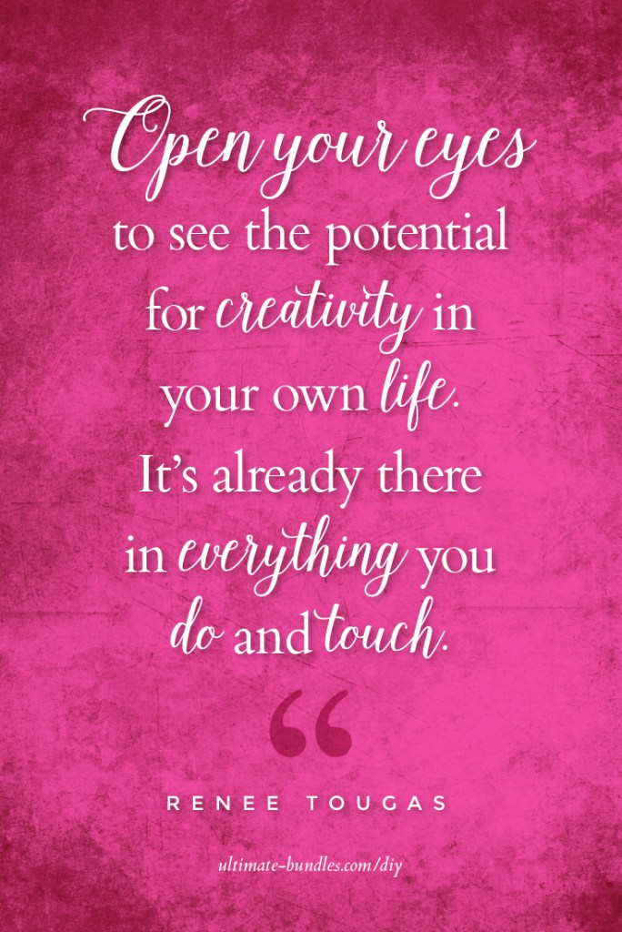 make time for creativity in your life