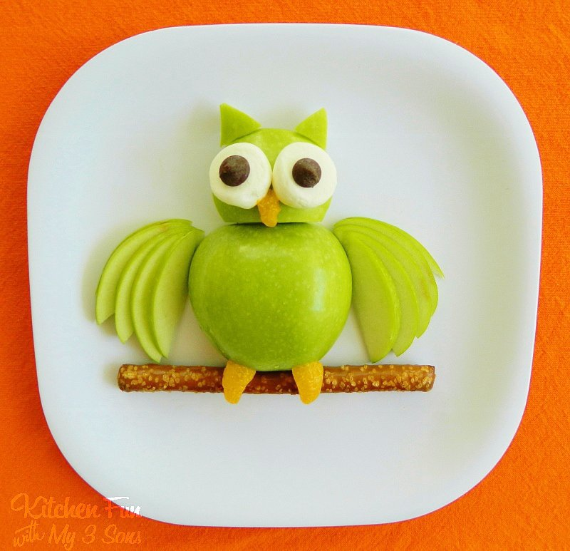 Owl lunch design