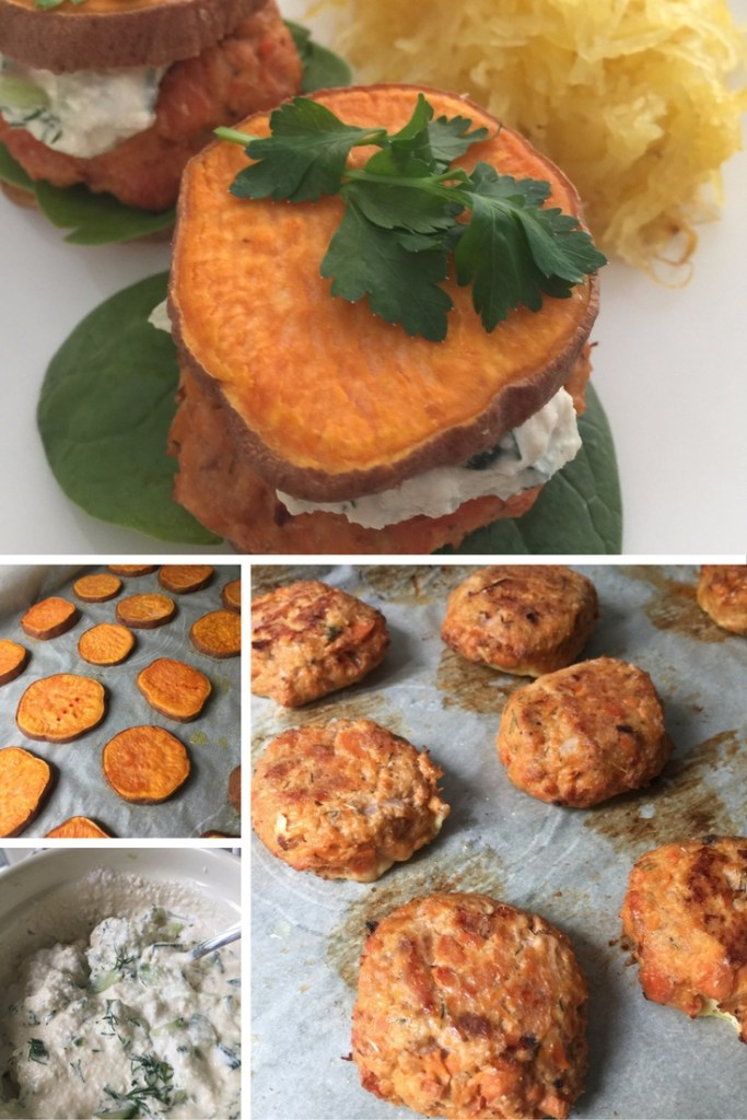 salmon sliders are packed with nutrients to improve your health