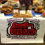 Bread Uprising's banner