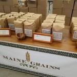 Maine Grain Alliance table