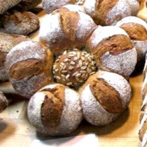 fancy bread loaves