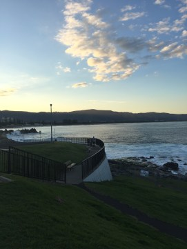 Wollongong - Authors own photo