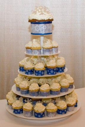 Cupcake Tower A&C