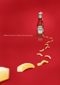 Heinz Magazine Advert