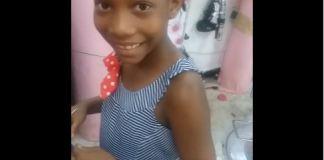 7 yr old stylist from Trinidad