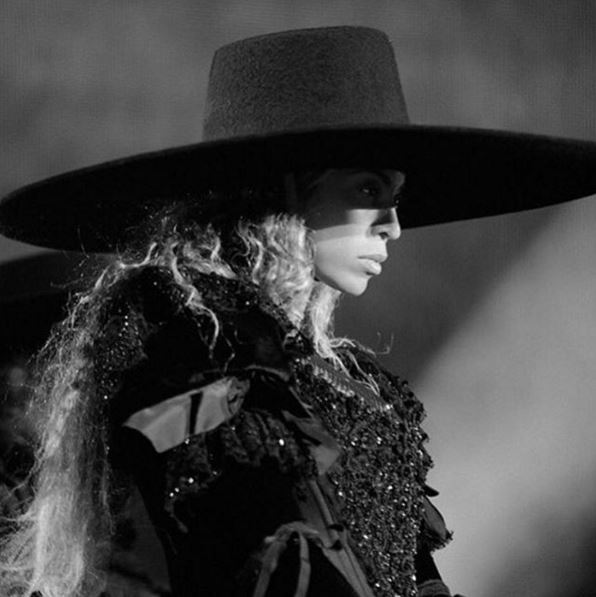 Beyonce Formation Tour 2016