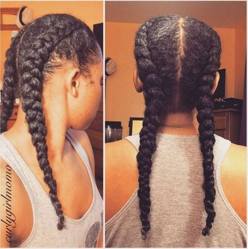 dutch braids 2