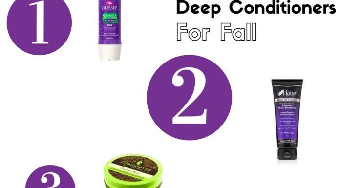 deep conditioners