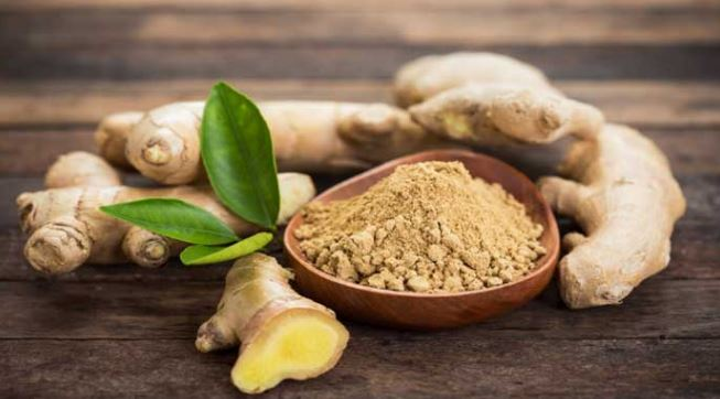 Ginger root for hair growth