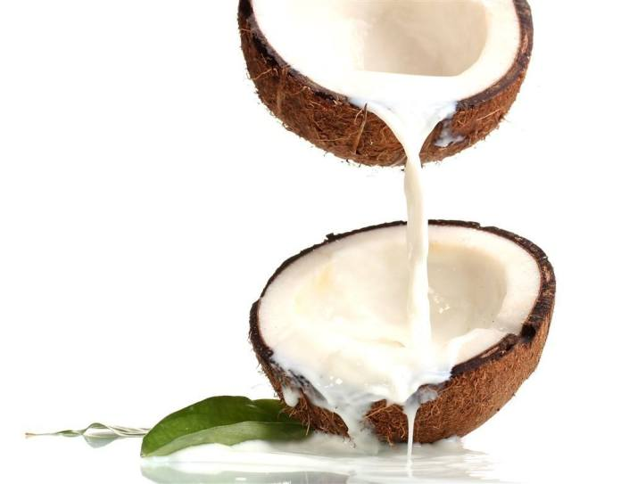 Coconut Milk Detangling Jelly Mask