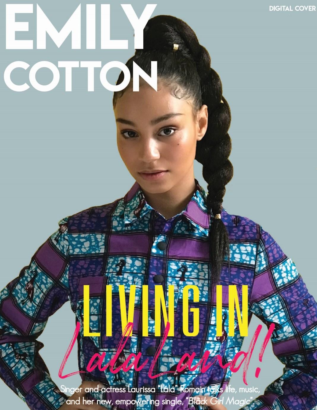 Digital Cover - living in LA LA Land