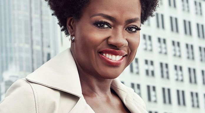 Viola Davis and Loreal Paris