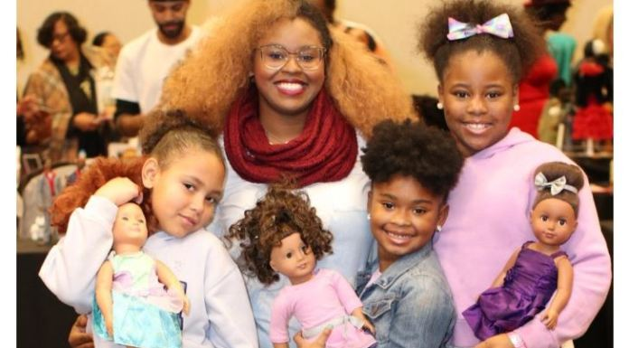 Sandy Land Doll Show