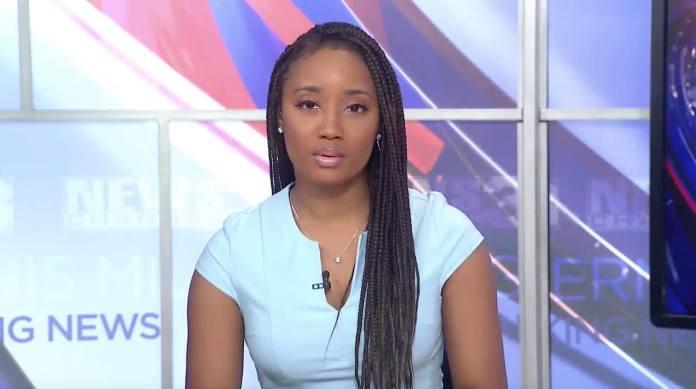 news anchor