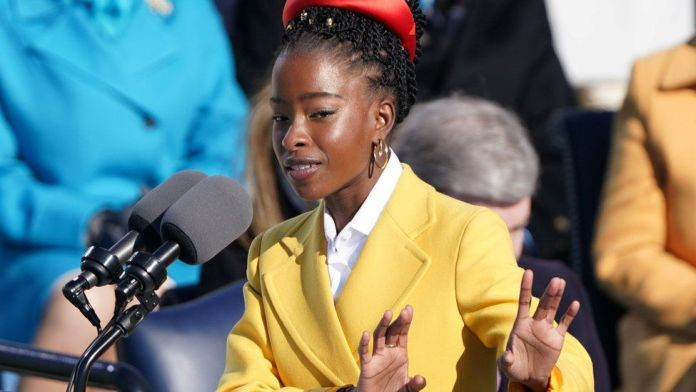 22 Yr Old Amanda Gorman Is The Youngest Inaugural Poet In History