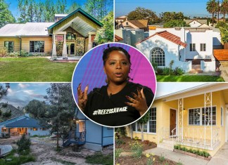 founder of black lives matter 4 homes