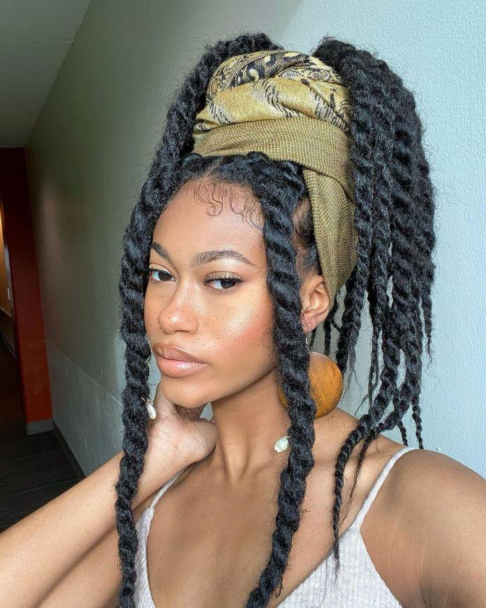 Twists for Black Women