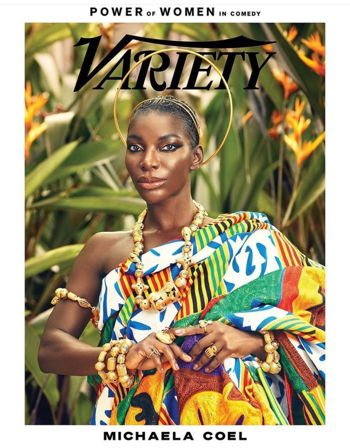 """Michaela Coel Will Join The Cast Of """"Black Panther: Wakanda Forever"""""""