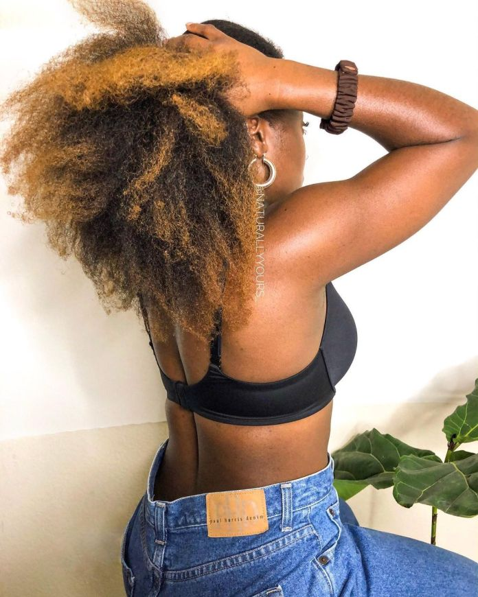 Dealing with natural hair breakage and other damage