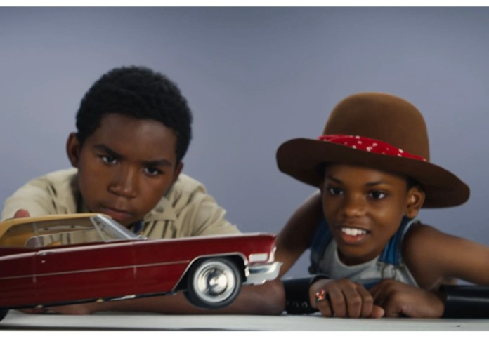 Modeling For OshKosh B'Gosh's Back-to-School Campaign