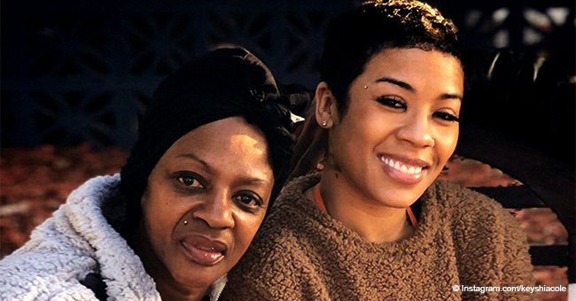 Keyshia Cole's Mother, Frankie, Has Reportedly Passed Away