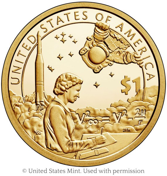 2019 Native American dollar coin