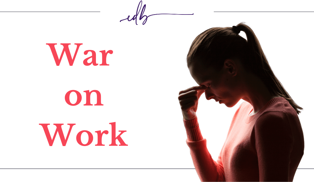 The War on How We Work