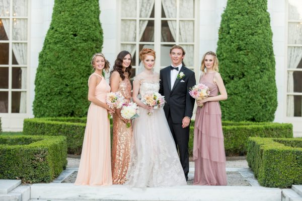 Bridal Party in Newport