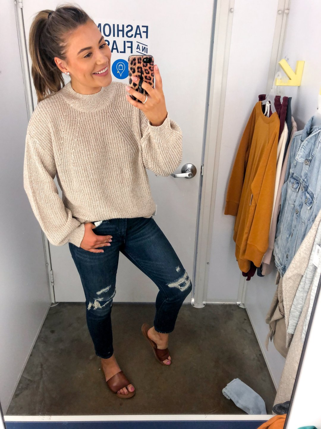 HUGE OLD NAVY FALL TRY ON PART 2