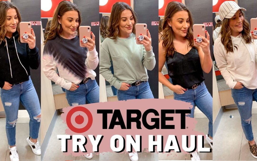 TARGET CLOTHING TRY ON | JANUARY 2020