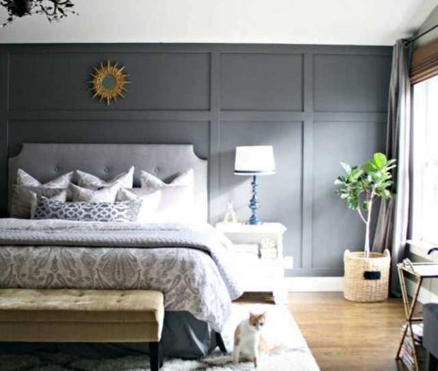 Related Image From Master Bedroom Wall Decor Ideas Lovely  Best Ideas About Wall Behind Bed On Pinterest
