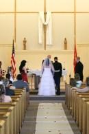Sam & Krystal's Wedding, Camp Pendleton, CA