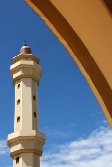 Gadaffi Mosque, Kampala, Uganda.