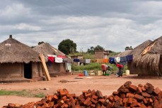 Gulu, Uganda.
