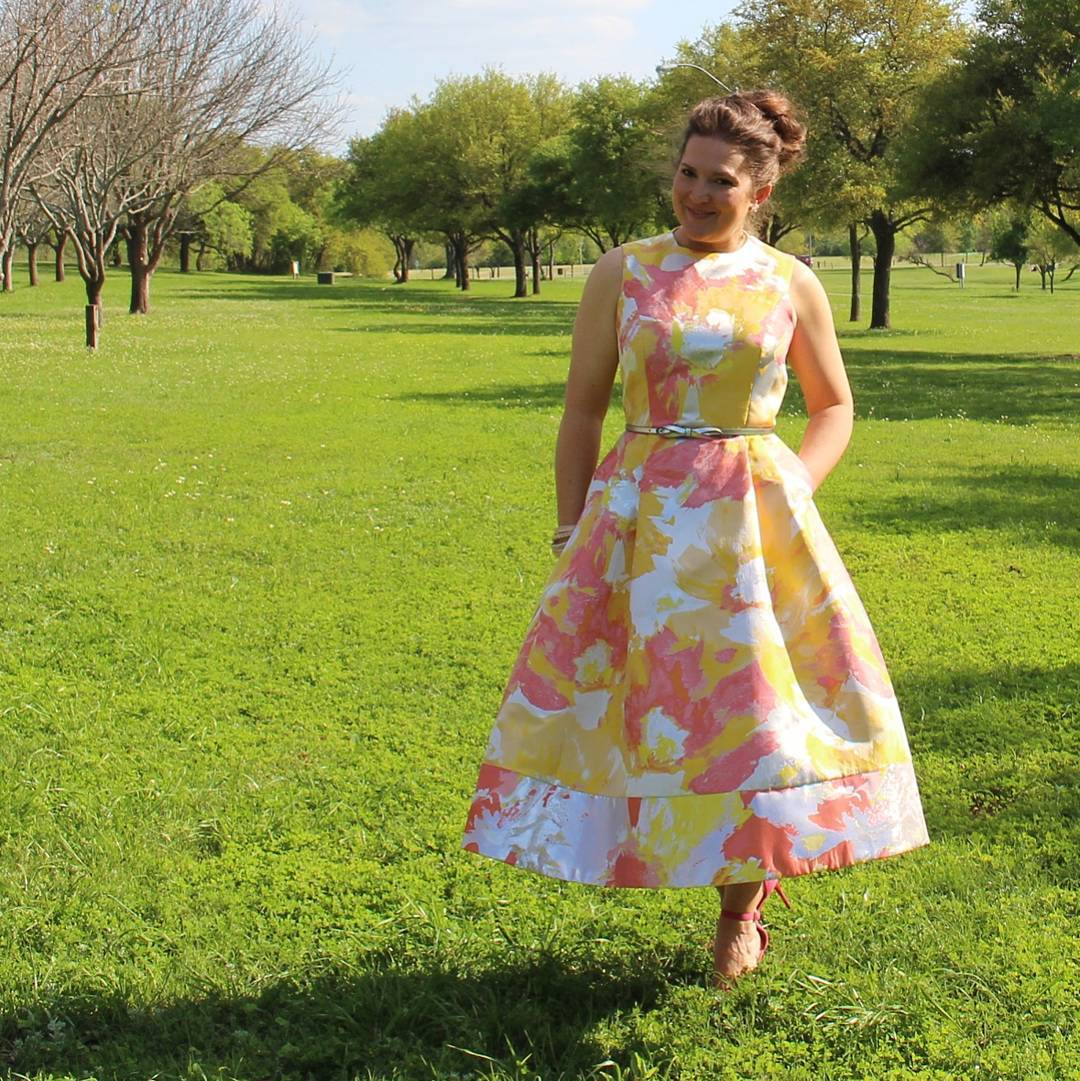 On the blog today the cocktail dress of my dreamshellip