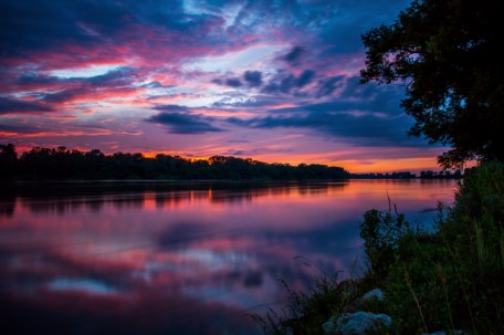 August 31-This shot won third place in Rural Missouri's Photo Contest.