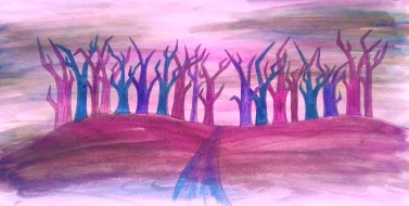 Ink Forest