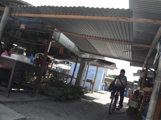 Puerto Lopez mercado