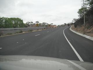 Ecuador highway