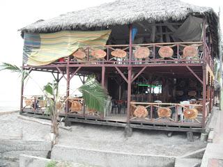 Pedernales restaurant