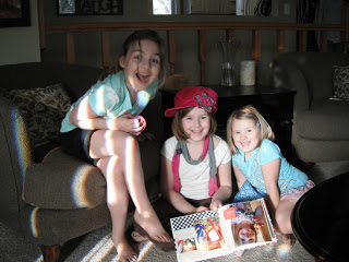Jordan, Olivia, Sophia