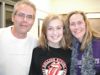 Scott, Alyssa, Emily