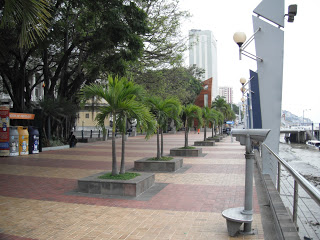 Malecon 2000, Guayaquil