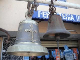 Antique bells