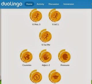 Duolingo gold