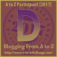 2017 A to Z Challenge - D