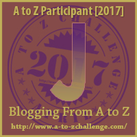 2017 A to Z Challenge - J