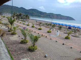 Puerto Lopez new malecon